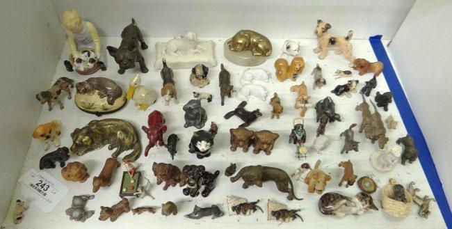 243: Dog Figurines