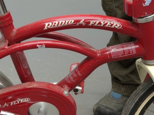 321: Radio Flyer Bicycle - 3