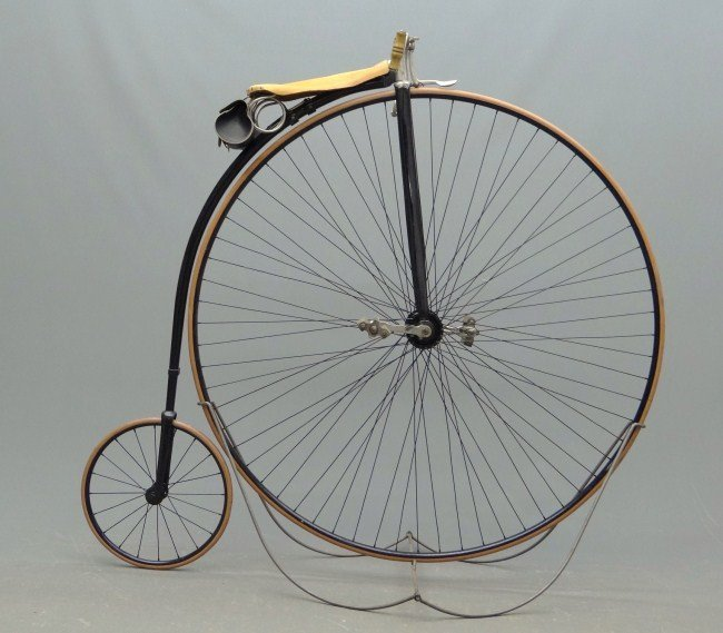 "3: 50"" Victor High Wheel Ordinary Bicycle"
