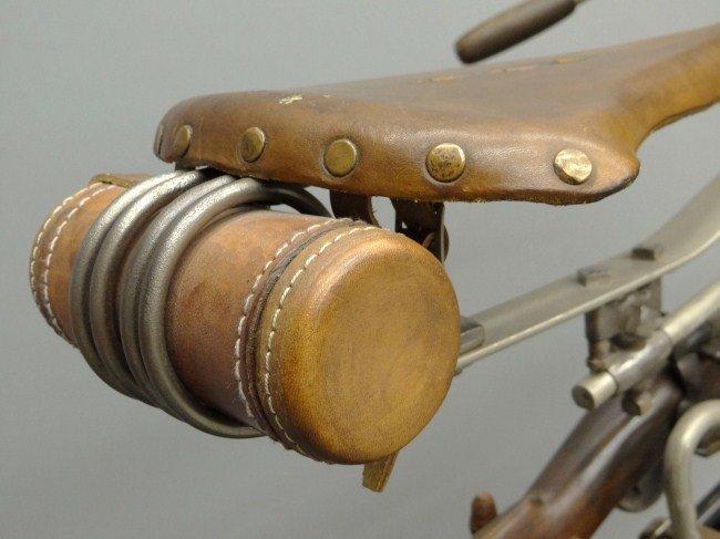 5: 19th c. Columbia Military Bicycle - 10