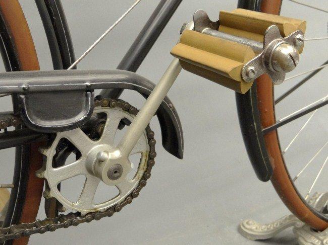 5: 19th c. Columbia Military Bicycle - 8