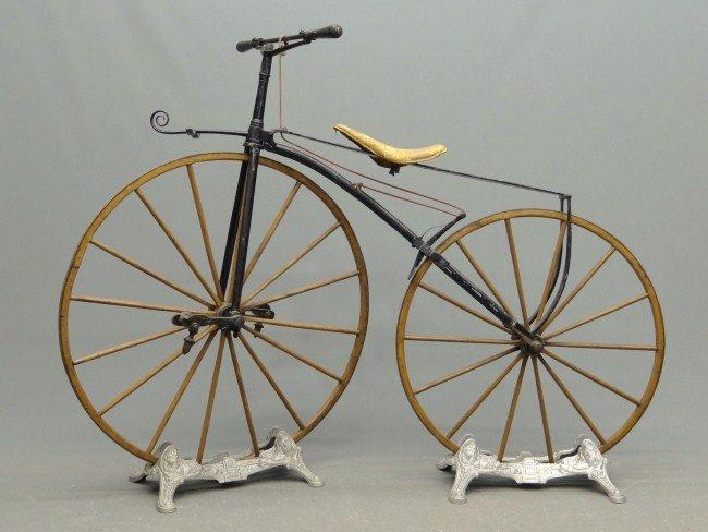 8: Wood Brothers Boneshaker Bicycle