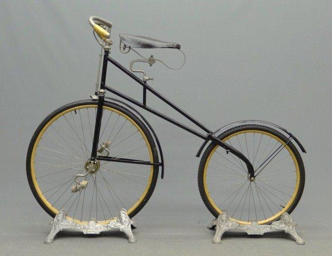 13: Telegram High Wheel Safety Bicycle