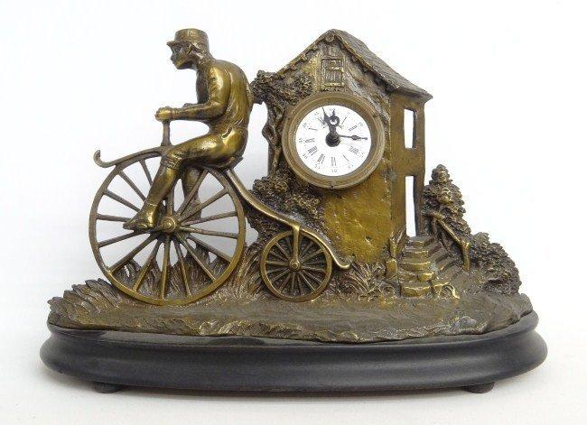 106: Boneshaker Mantel Clock