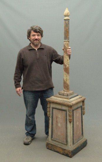 13: Barber Pole