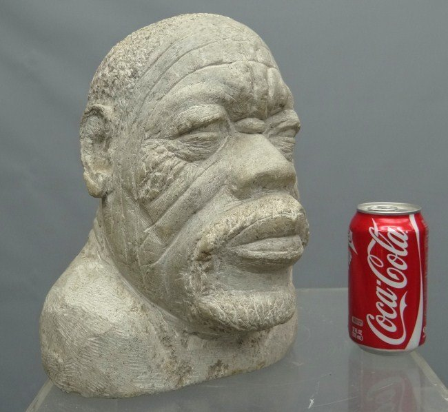 Stone Bust