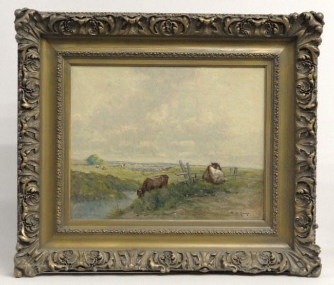 Painting E.A. Page