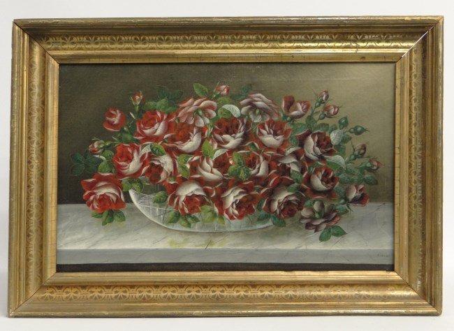 19th c. Painting Rekrab