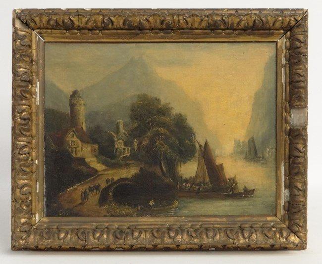 Painting European School