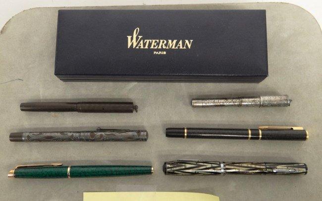 Watermans Fountain Pens