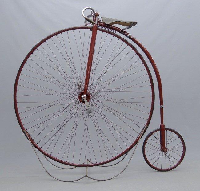 Gormully & Jeffrey High Wheel Bicycle
