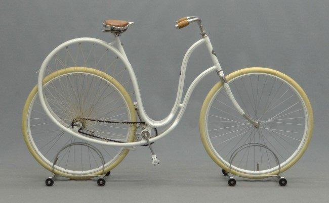 Cygnet Pneumatic Bicycle