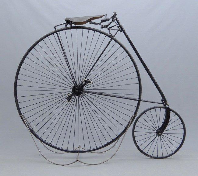 1890 Eagle High Wheel Bicycle