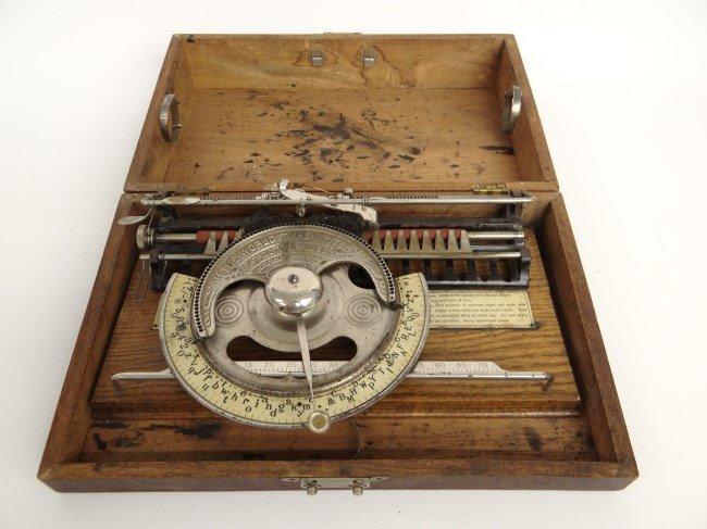 """Typewriter: """"The World Typewriter"""""""