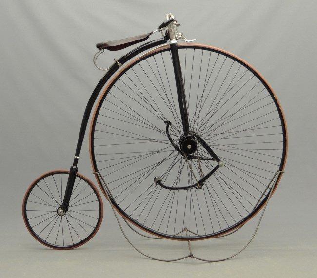 King High Wheel Safety Bicycle