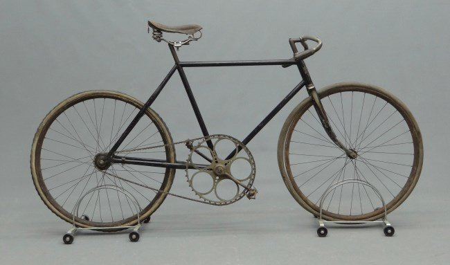 Racycle Pneumatic Safety Bicycle