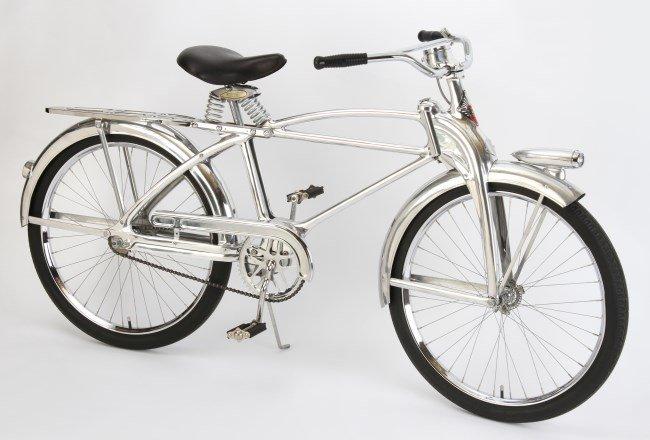 1936 Evinrude Streamflow Bicycle