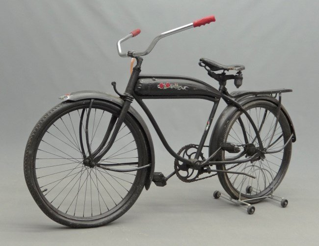 Prewar Roadmaster Bicycle - 8