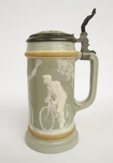 Bicycle Stein