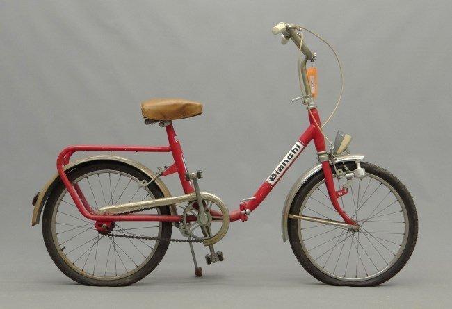 Bianchi Folding Bicycle