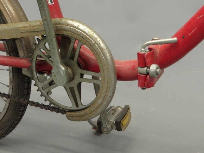 Bianchi Folding Bicycle - 3