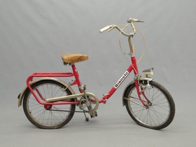 Bianchi Folding Bicycle - 8
