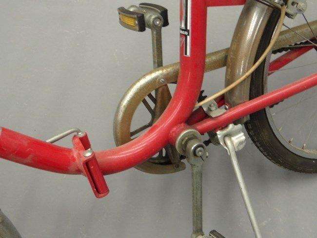 Bianchi Folding Bicycle - 9