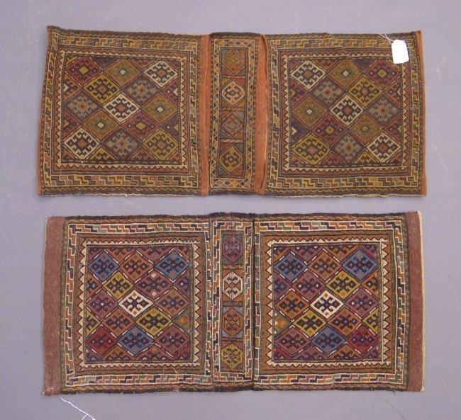 """Oriental """"Bag"""" Rugs"""