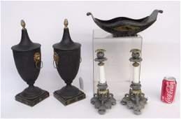 Metalware Lot