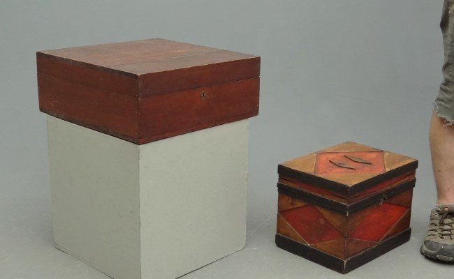 19th c. Boxes