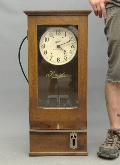 Early Time Clock