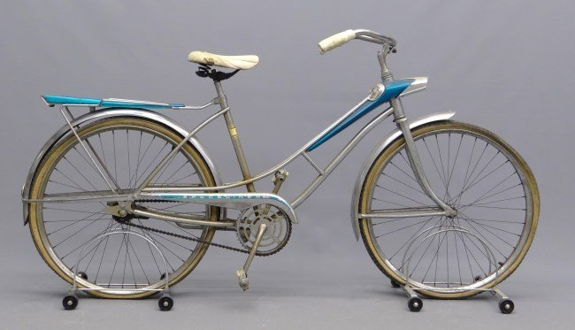 c. 1960's Sears Spaceliner Bicycle
