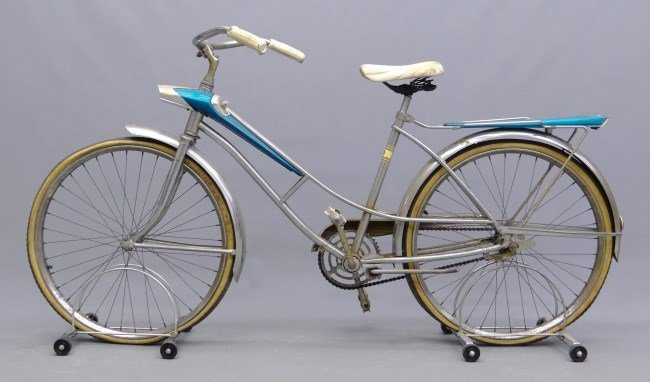 c. 1960's Sears Spaceliner Bicycle - 9