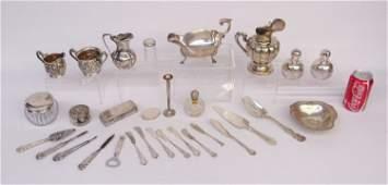 Sterling Silver Lot