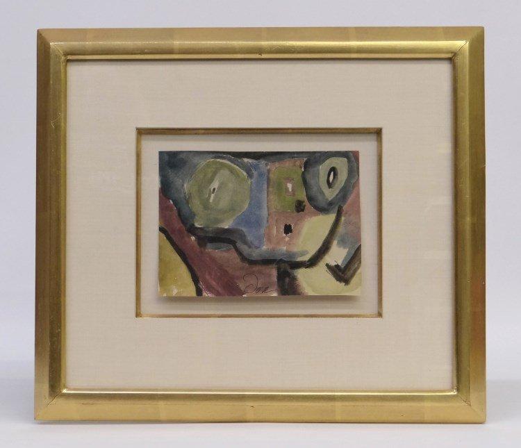 Watercolor Arthur Dove