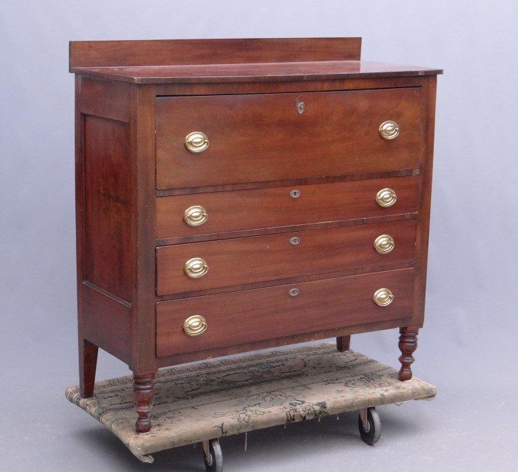 19th c. Federal Dresser