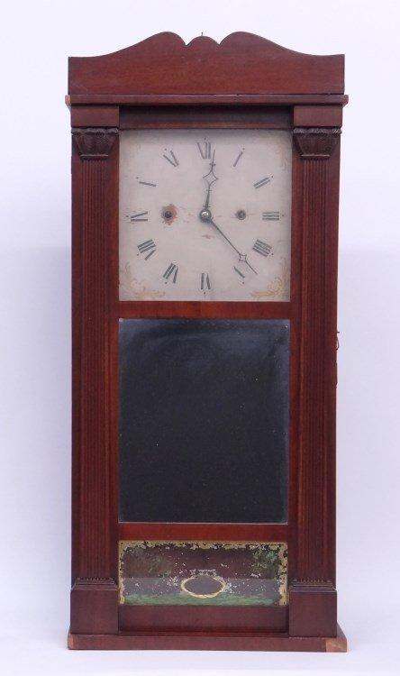 Joseph Ives Clock