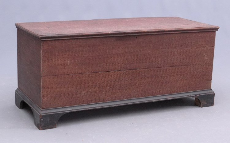 19th c. Pennsylvania Blanket Box