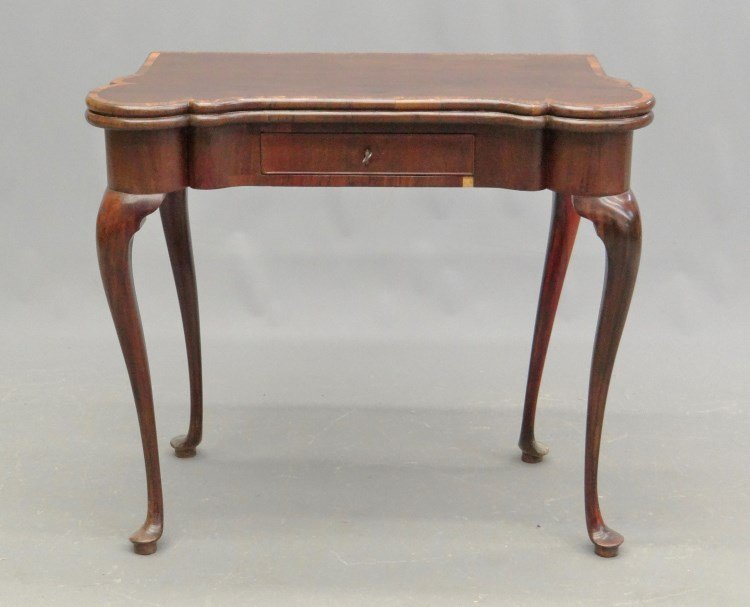 19th c. Game Table