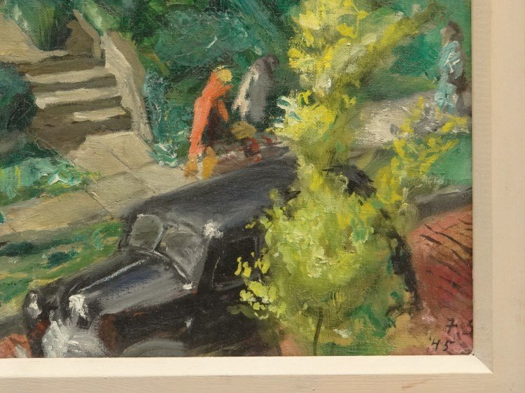 Painting Francis Speight - 3