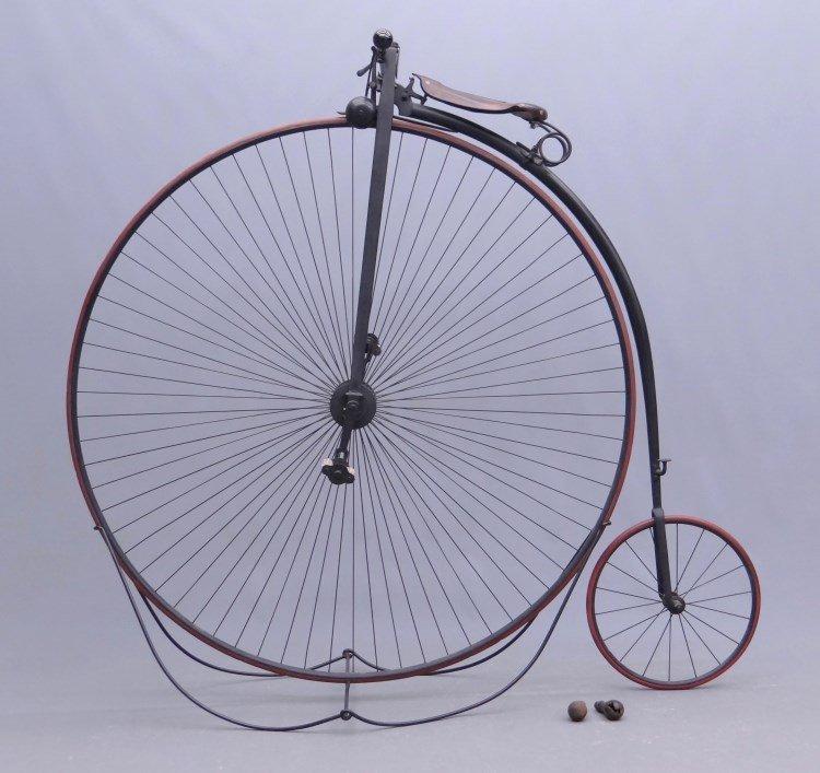 C. 1888 Columbia High Wheel Ordinary