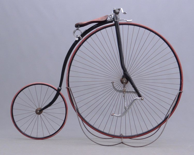 C. 1886 Special Facile High Wheel Safety