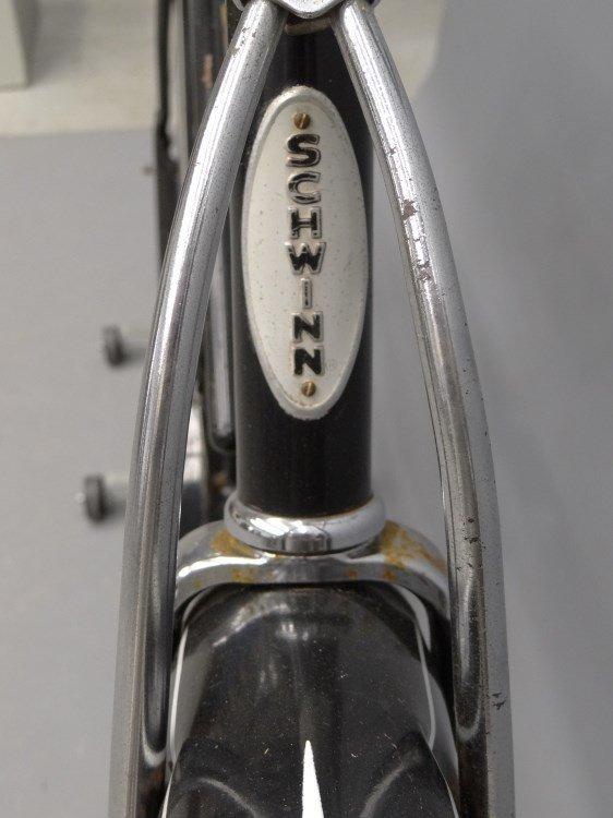 C. 1950's Schwinn Wasp - 7