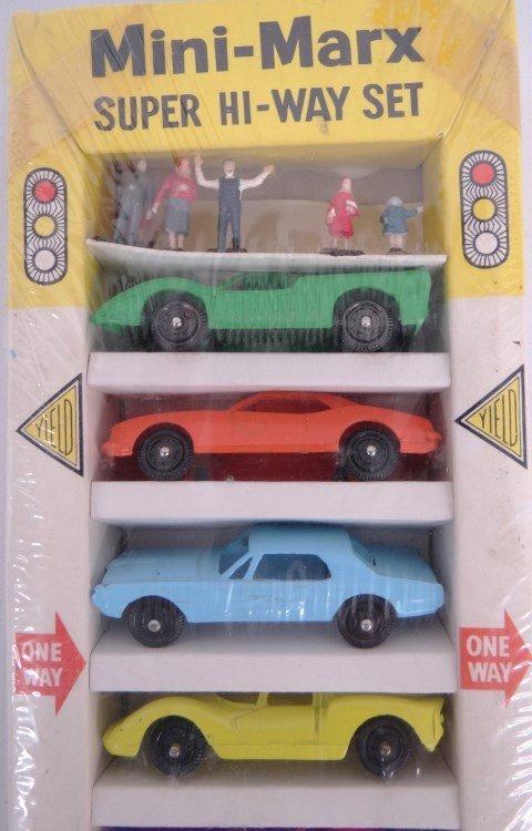 Mini-Marx Super Hi-Way Set - 2
