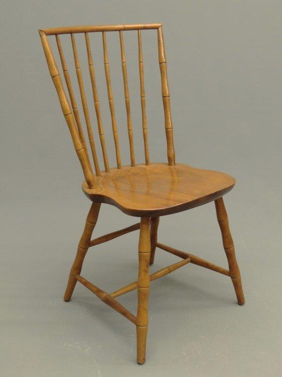Set Of Nichols & Stone Windsor Chairs - 2