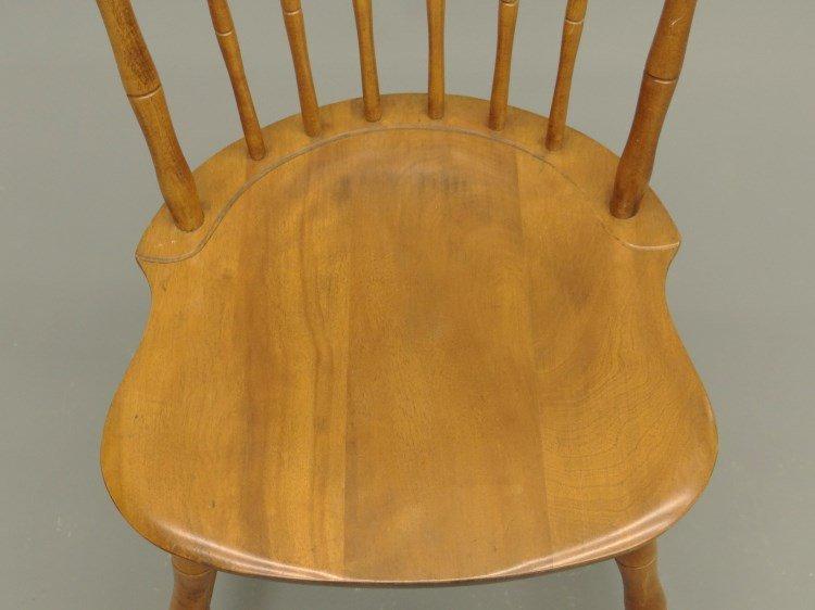 Set Of Nichols & Stone Windsor Chairs - 3