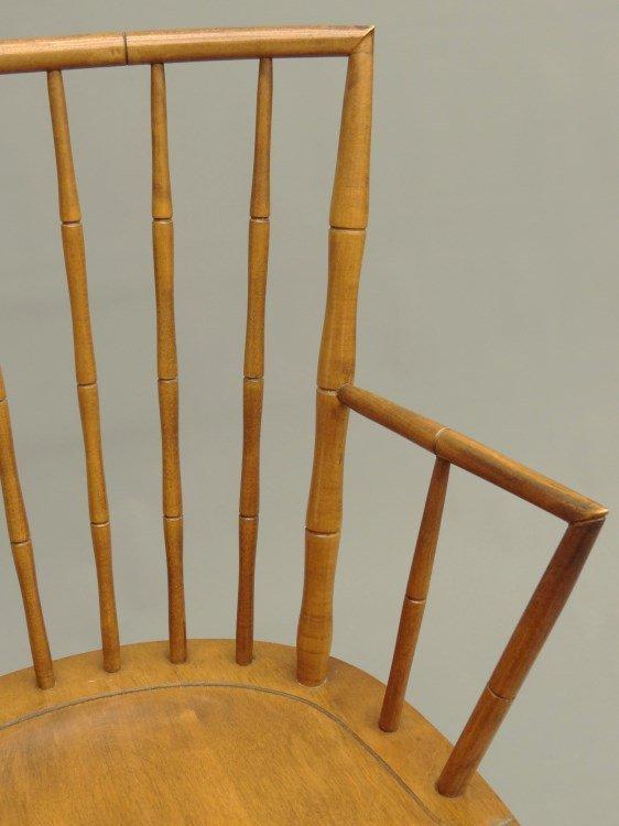 Set Of Nichols & Stone Windsor Chairs - 6