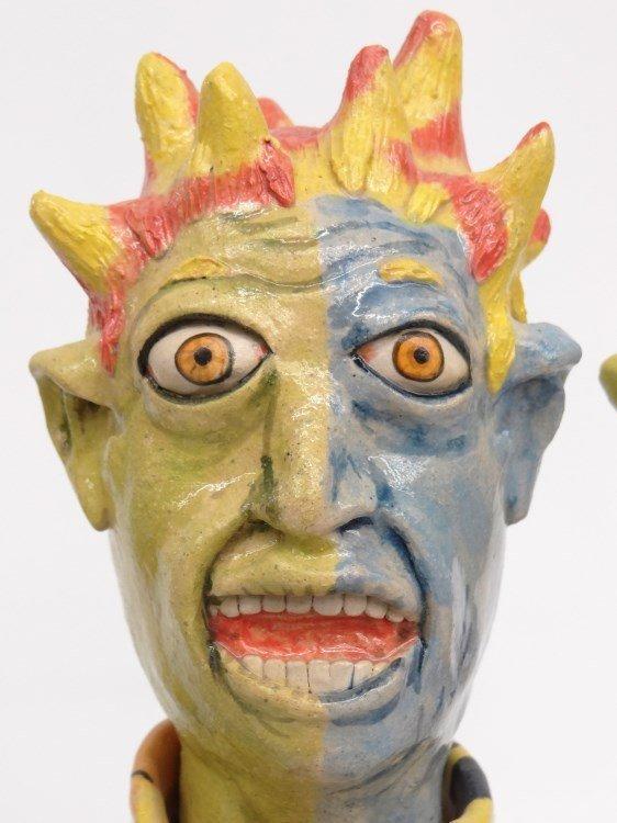 Stacy Lambert Pottery Figure - 5