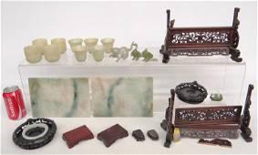 Asian Jade Lot