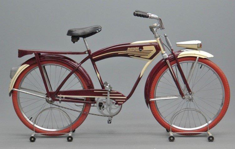 1947 Monark Balloon Bicycle